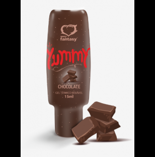 Gel Térmico  Yummy Quente Chocolate 15 ml