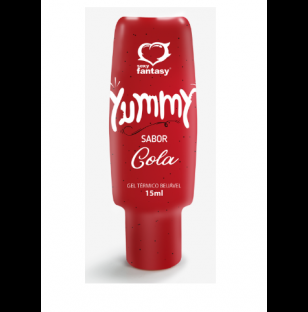 Gel Térmico  Yummy Quente Cola 15 ml