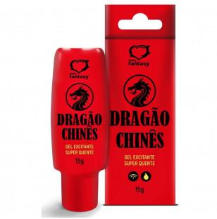 gel dragão chinês