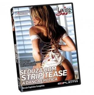 DVD Seduza com Strip Tease - A Dança Erótica