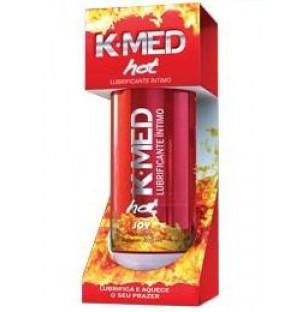 K-Med Hot Gel Lubrificante Íntimo 212g