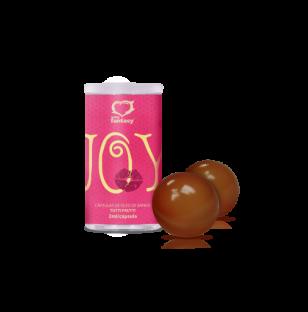 Bolinha Beijável Tutti-Frutti com 2 unidades