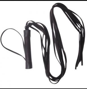 Chicote em Couro Sintético com Tiras de 80 cm (DX770)