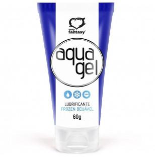 Lubrificante Aquagel Beijável Frozen 60g