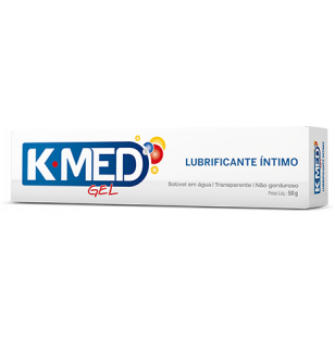 K-MedGel Lubrificante Íntimo 50g