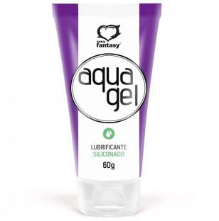 Lubrificante Siliconado Aquagel 60g