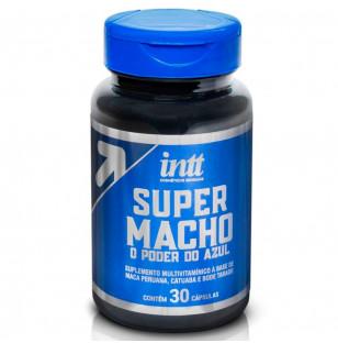Super Macho INTT 30 Cápsulas
