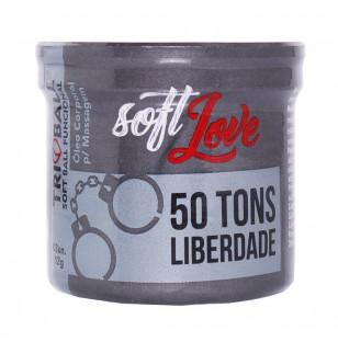 Soft Ball 50 Tons de Liberdade Tri Ball